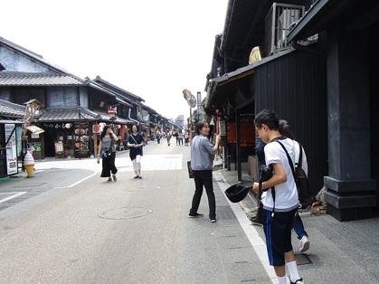 ふるさと体験学習in犬山