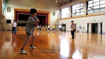 体育スクーリング