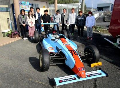 中日本自動車短期大学・出前講座