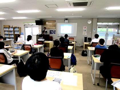 情報モラル講座「スマホ安全教室」